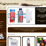 Kaffeeparadies.net Onlineshop